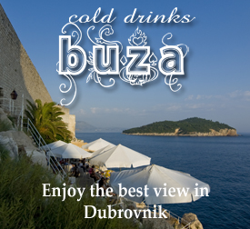 Buza Bar - Dubrovnik.com