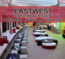 EastWest Banje Beach Club