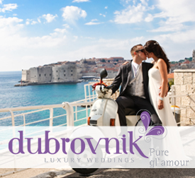 Dubrovnik Luxury Wedding